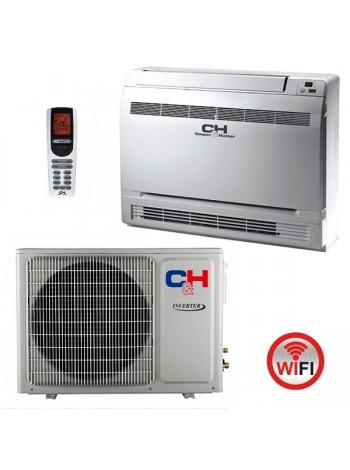 Кондиціонер Cooper&Hunter Consol Inverter CH-S09FVX (WIFI)