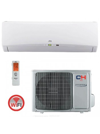 Кондиціонер Cooper&Hunter ICY II Inverter CH-S09FTXTB2S-W Wi-Fi