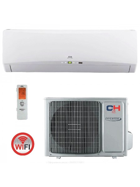 Кондиціонер ICY II Inverter CH-S09FTXTB2S-W Wi-Fi