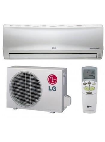 Кондиціонер LG Megahit Inverter, R410 S18SWC/S18WUC