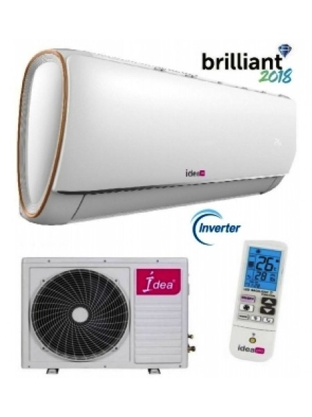 Кондиціонер PRO Brilliant Inverter IPA-12HRFN1 ION