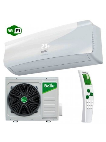 Кондиціонер Ballu iGreen Inverter BSAI-18HN1_15Y