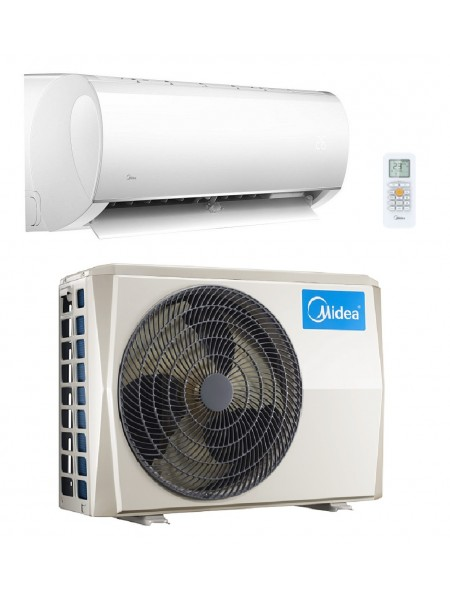 Кондиціонер Blanc Inverter MSMA-09HRDN1-Q ION