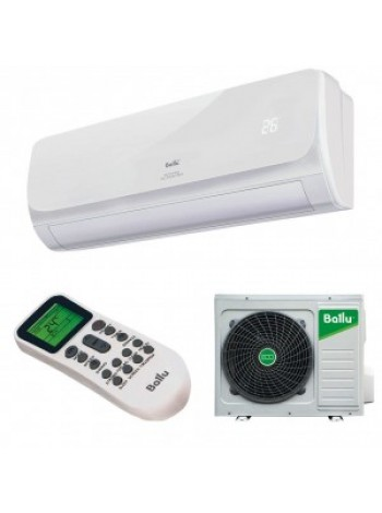 Кондиціонер Ballu ECO PRO Super DC Inverter (2018 р.) BSWPI-09HN1/EP/18Y