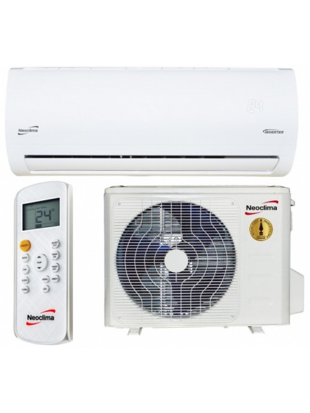 Кондиціонер Therminator 2.0 inverter NS/NU-18AHEIw