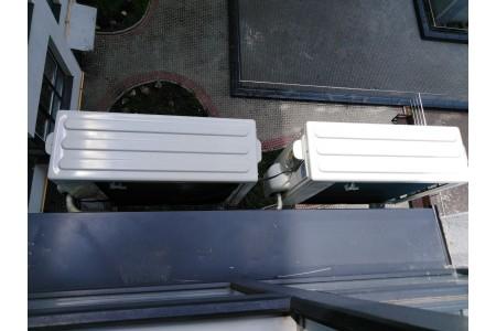Монтаж двох кондиціонерів серії U-Mate у багатоповерхівці Львова.