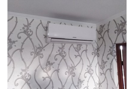 Монтаж кондиціонера Samsung AR5000HM Wall mount AC with Energy Saving